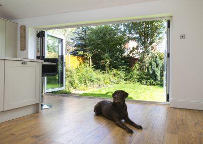 VEKA - Amys Bi fold doors 020