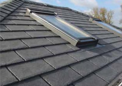 Force 8 Solid Conservatory roof system